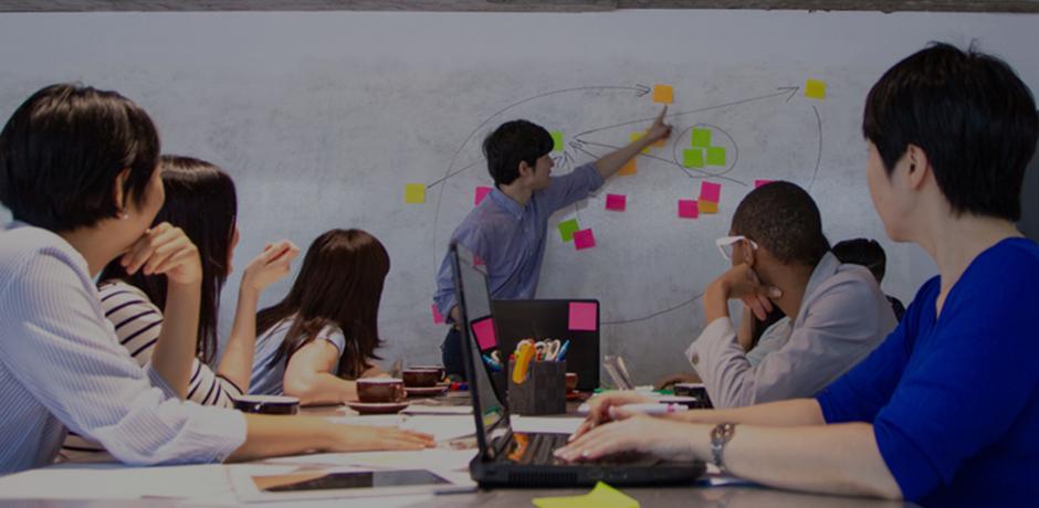 生産性が向上した会議のイメージ