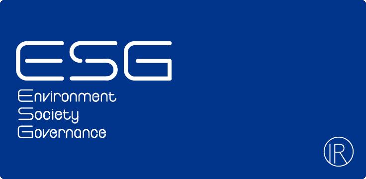 Efforts for ESG ESGへの取り組み